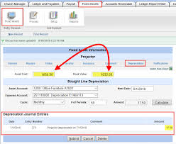 Fixed Asset Depreciation Schedule Psa Fixed Assets Depreciation How To Evaluate The Difference