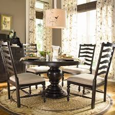 Living Room With Dining Table Paula Deen Home Paulas Extendable Dining Table Reviews Wayfair