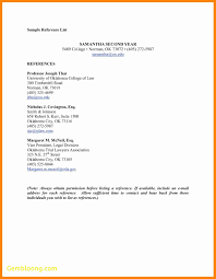 Magnificent Reference Page Template Resume For Best Of Resume