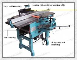 rabbet cut with planer. woodworking machinery rabbet cut with planer