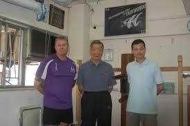 "EoE Wing Chun on Twitter: ""Sifu Adie Gray with Grandmaster Ip Ching and  Sifu Edmund Fong in Hong Kong #wingchun #vingtsun http://t.co/yKRRiFy8Hz"""