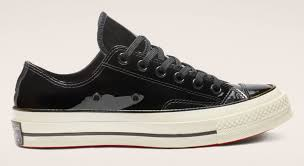 70 patent leather low top 25 reg 67 97