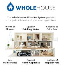 Whole House - Home water system design