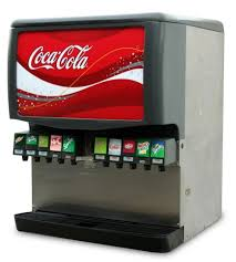 Small Soda Vending Machine Enchanting Ibd48 48Flavor Ice Beverage Soda Fountain System