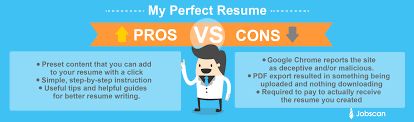 Myperfect Resume Resume Builders Jobscan 100