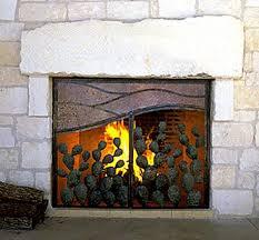 fireplace screen cfps3