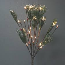 Led Lighted Branches With Timer Cheap Battery Powered Lighted Branches Find Battery Powered