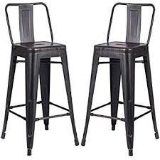 distressed metal bar stools. beautiful stools ac pacific modern light weight industrial metal bucket back barstool 30 in distressed bar stools e