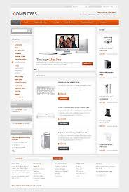 Website Templates Latest Computer Models Custom Website Template ...