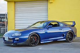 1995 Toyota Supra 2JZ Twin Turbo Slick Top   Real Muscle   Exotic ...