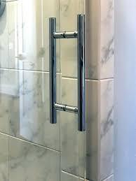shower door handles replacement shower door handles ladder pull handle detail shower door parts replacement shower