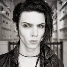 up you andy biersack icon by bubblenubbins