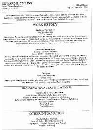 Welding Resume Examples CPBZ Welding Resumes Examples Download New Welding Resume