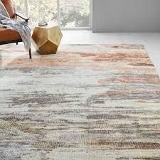 abstract sea rug