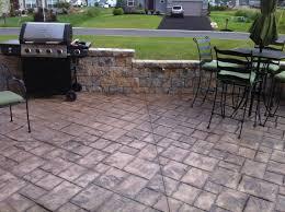 Stamped Concrete Kitchen Floor Our Portfolio Nucrete