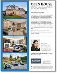 Free House Flyer Template Free Open House Flyer Templates Download Customize Real Estate
