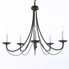 full size of lighting dazzling non electric chandeliers 10 crystal candle chandelier and outdoor with holder