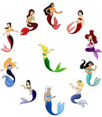 Disney Bubbles S Mermaid Colorwheel Mermaid Princess And Disney