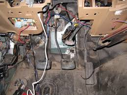 zf conversion swap on bronco ford bronco forum there s a pre existing hole in the firewall for the clutch master cylinder mc it has a little plate cover bolted to it remove the 2 nuts and bolt on
