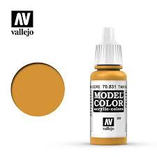 Deco Glaze Colour Chart Vallejo Model Color Tan Glaze 70831 For Painting Miniatures