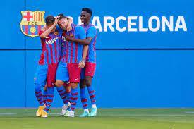 برشلونة يكتشف مهاجمًا جديدًا في صفوفه صدفة
