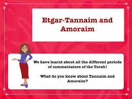 Etgar Tannaim And Amoraim By Mrs S Bernstein Educational