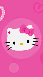 Wallpaper iPhone Hello Kitty Pictures
