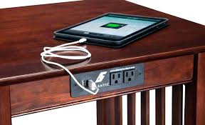 bedside table with charging station. Beautiful With Charging Station Table Bedside With  Large Intended Bedside Table With Charging Station E
