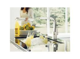 Moen 90 Degree Kitchen Faucet Faucetcom S7597c In Chrome By Moen