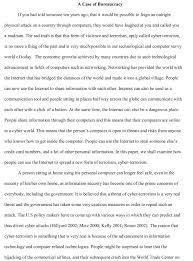 Admission Essay Sample High School Atiadmissions Org