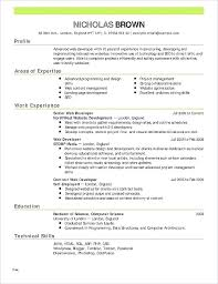 One Job Resume Template Cool One Job Resume Templates Job Resume Template Word Beautiful Resume
