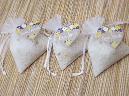 bridal shower favor herbal epsom salts