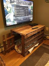 pallet crate furniture. Delighful Crate Table U0026 Dog Crate At The Same Time On Pallet Furniture I