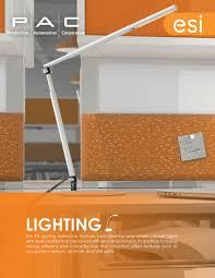 Esi Led Lighting My Publications Esi Lighting Catalog Page 1