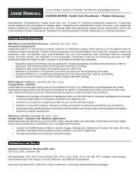 Iv Infusion Nurse Sample Resume