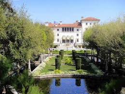 add photos about vizcaya museum and gardens