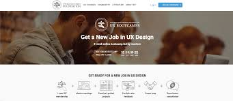 Ui Ux Design Course Berlin The Top Online Bootcamps For Ux Design In 2020 Ux Planet