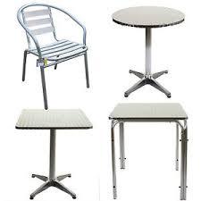 chrome furniture. image is loading aluminiumchromebistrotablesquareroundstackingchair chrome furniture o