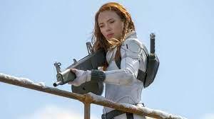 Black Widow: Scarlett Johansson legt ...