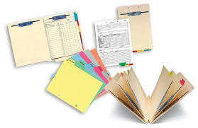 Chart Dividers For Medical Records Medical Record File Folders Filing Accessories Franklin
