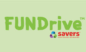 Image result for savers logo fundrive