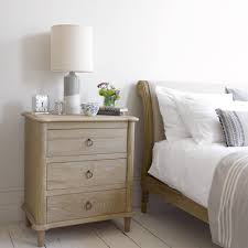 Oak Bedroom Chest Of Drawers Weathered Oak Chest Of Drawers Camille Loaf