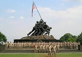 Image result for iwo jima raise flag