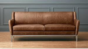 worn leather couch can you repair