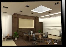 managers office design. Interior Design For General Manager Office - Qatar Managers R