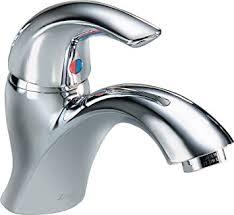 single hole bathroom faucets. Delta Faucet 22C601 22T Single Handle Hole Bathroom With Less Pop-Up, Faucets