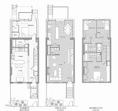 san francisco victorian row house floor plan new victorian row house plan elegant nice 2 row