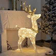 Christmas Deer Decorations - Amazon.com
