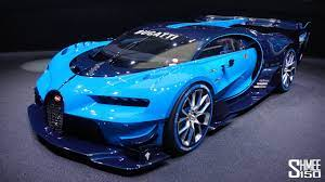 Bugatti tells us this vision gt previews the next generation of bugatti's design language. Bugatti Vision Gran Turismo Exclusive In Depth Tour Youtube