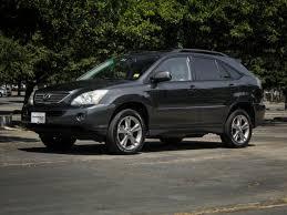 2006 lexus rx 400h 4dr hybrid suv awd in duluth ga rick hendrick chevrolet